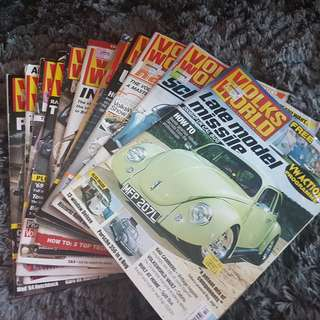 volksworld magazine VW