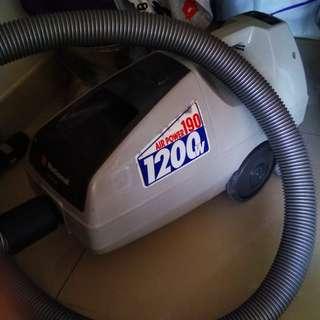 National 吸塵機
