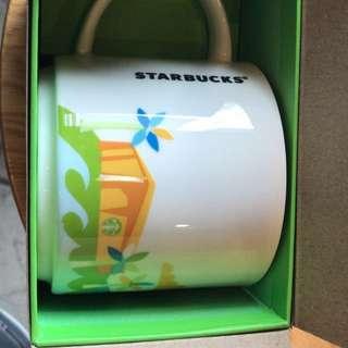 BNIB Authentic Starbuck Mug YAH collection (Shenzhen)