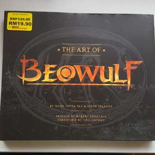 Art Book - The Art of Beowulf