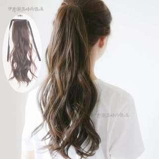 Hair Wig Black
