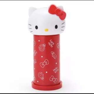 *Price Reduced* Hello Kitty / Melody Cotton Bud Container