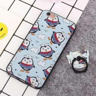 Oppo Neo 7 A33 Korean Zingyy case + iring slim fuze