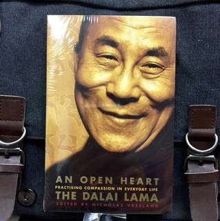 《Bran-New Paperback》The Damai Lama - AN OPEN HEART : Practicing Compassion in Everyday Life