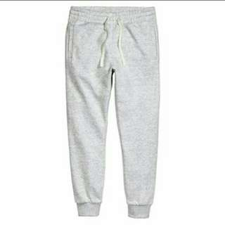 Unisex Cotton Jogger Pants