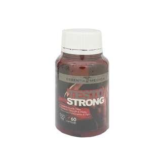 Essentia Medica, Testo Strong