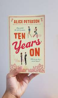 Ten years on ---- Alice Peterson