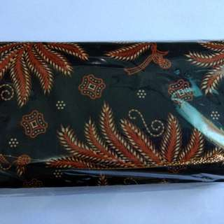Dompet batik yogyakarta