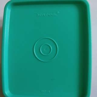 Tupperware Hijau