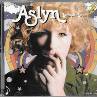 MY PRELOVED CD -ASLYN - LEMON LOVE /  /FREE DELIVERY (F3Z))