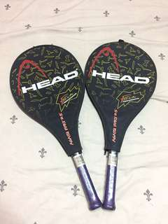 Radical Head Tennis Racquets