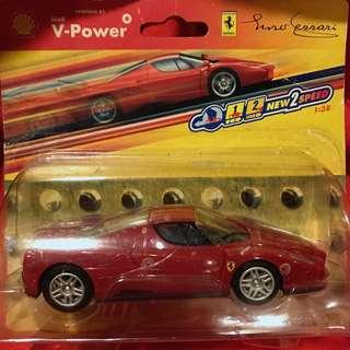 Shell Enzo Ferrari in original packaging