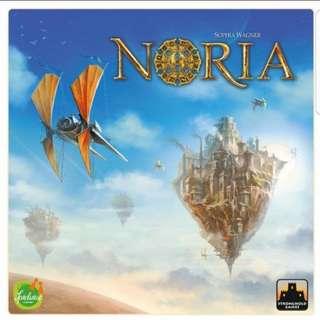 Noria Brand New Board Game