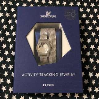 Swarovski Activity Tracking Jewelry 施華洛世奇水晶智能手帶運動追蹤器