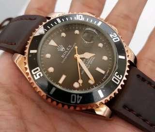 Rolex jam tangan pria