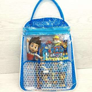 New Arrival - Paw Patrol Stationery Set