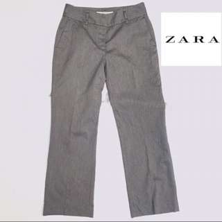 Zara checked pants