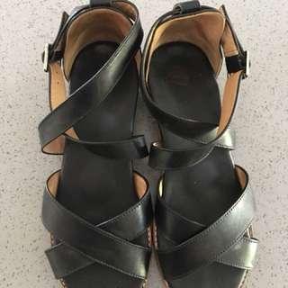 BARED Sandals