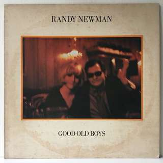 Randy Newman – Good Old Boys (1974 USA Original - Vinyl is Excellent)