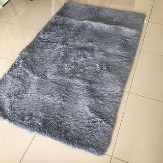 Floor mat/Carpet Soft (Grey)