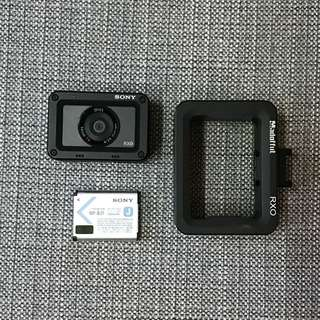 Sony RX0 with Video Cage