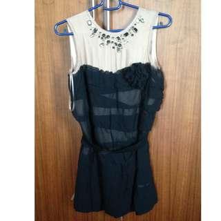 Lanvin x H&M Dress and Blazer