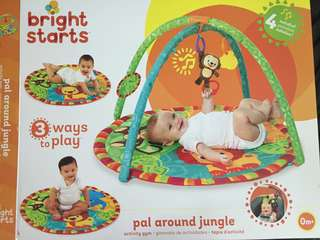 Bright Star Baby activity with music