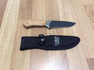 Camillus Knife Bamboo handle