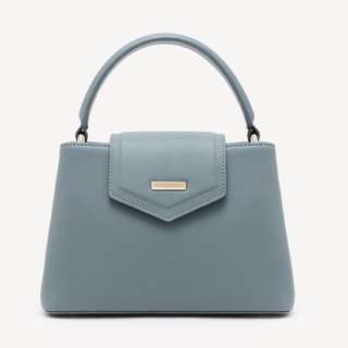 Structured top handle bag - Pedro