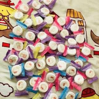 Sanrio綿花糖