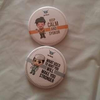 A Motivation Badges (2 in 1)