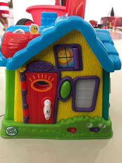 Leapfrog House Discovery