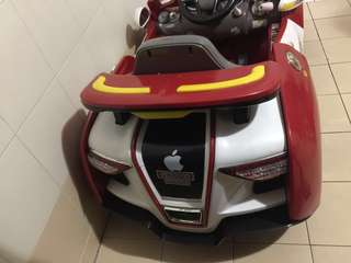 Toy car for kids.