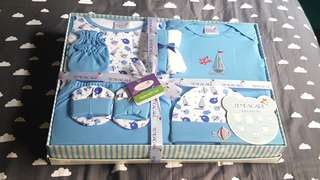 8pc tendercare Baby Gift Set