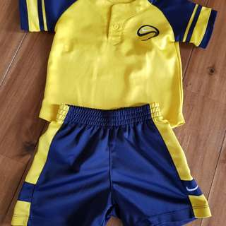 Nike Baseball Set for 19mos Baby