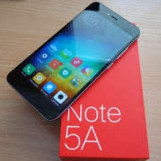Xiaomi Note 5A Promo DP Ringan Tanpa Kartu Kredit PLAZA ATRIUM