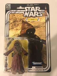 Star Wars 40th Anniversary Jawa & Commander