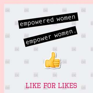Likes for likes