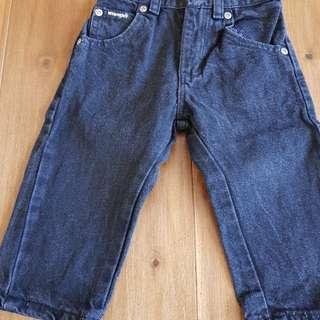 Wrangler Black Jeans 18mos