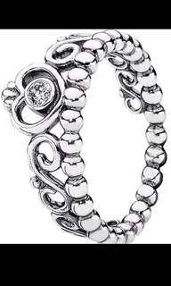 PANDORA My Princess Stackable Ring
