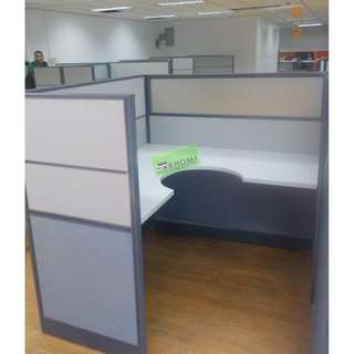 Office Cubicle-Workstation Office Furniture-Partition