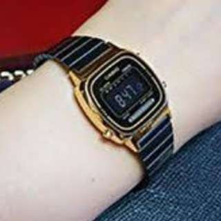 Casio watch limited edition!