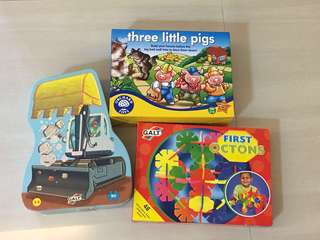 PL & BN Games Orchard Toys & Galt Games & Puzzles