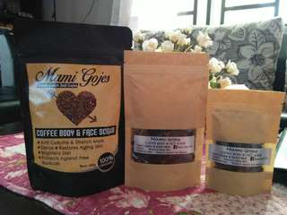 """CLEARANCE SALES "" Coffee Scrub 200gm"