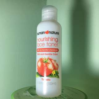 Human Nature Nourishing Face Toner Tomato