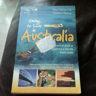 Going To Live In Australia