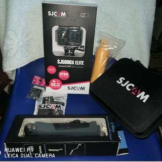 ORIGINAL SJCAM SJ5000X Elite 4K WiFi Action Camera