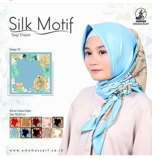 Umama Silk Motif 2