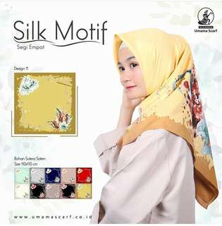 Umama Silk Motif 11