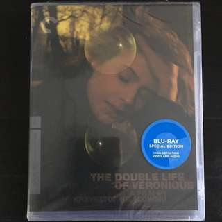 The Double Life of Veronique - Criterion Collection Bluray